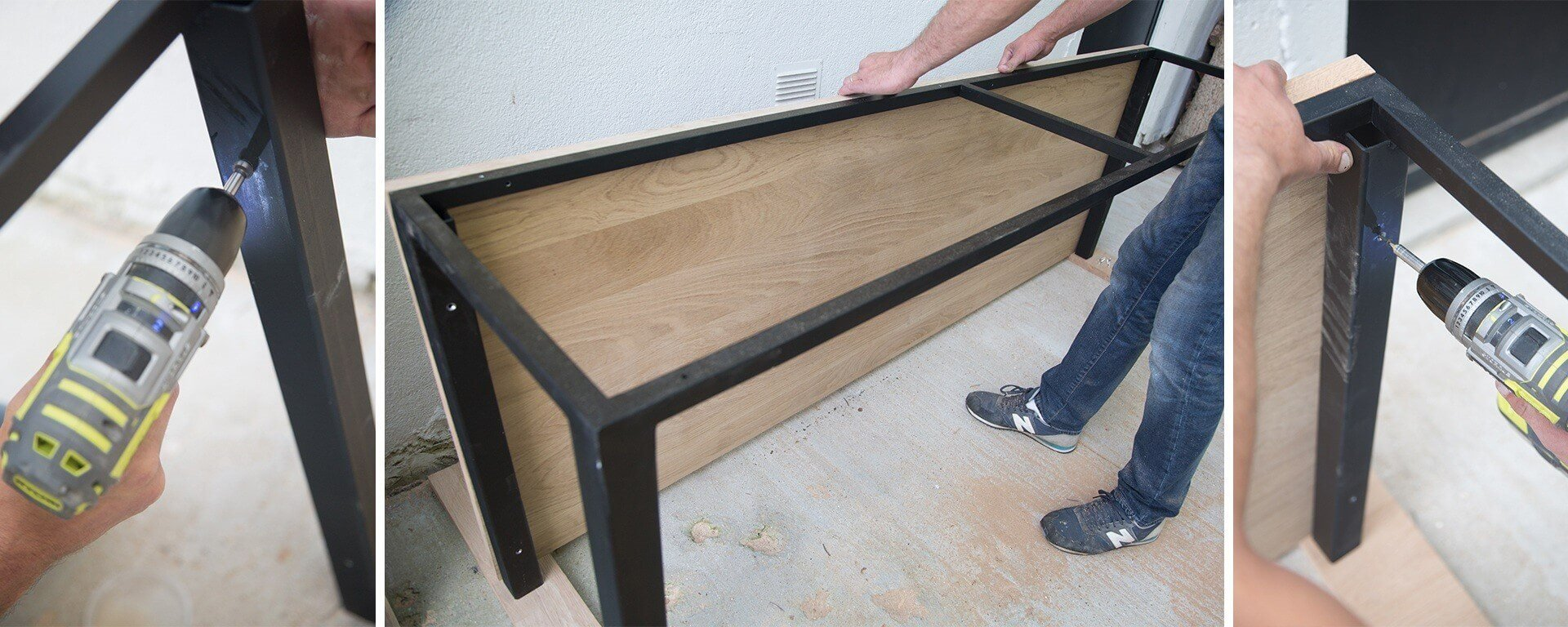 myryobi tutoriels de cr ation de meubles et objets diy. Black Bedroom Furniture Sets. Home Design Ideas